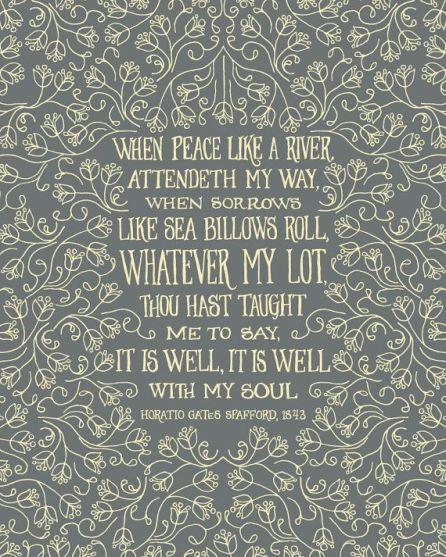 When Peace